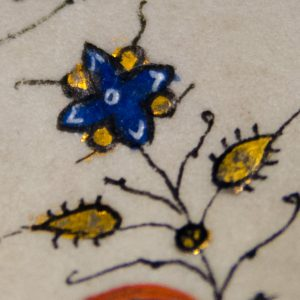 Forget me not detail
