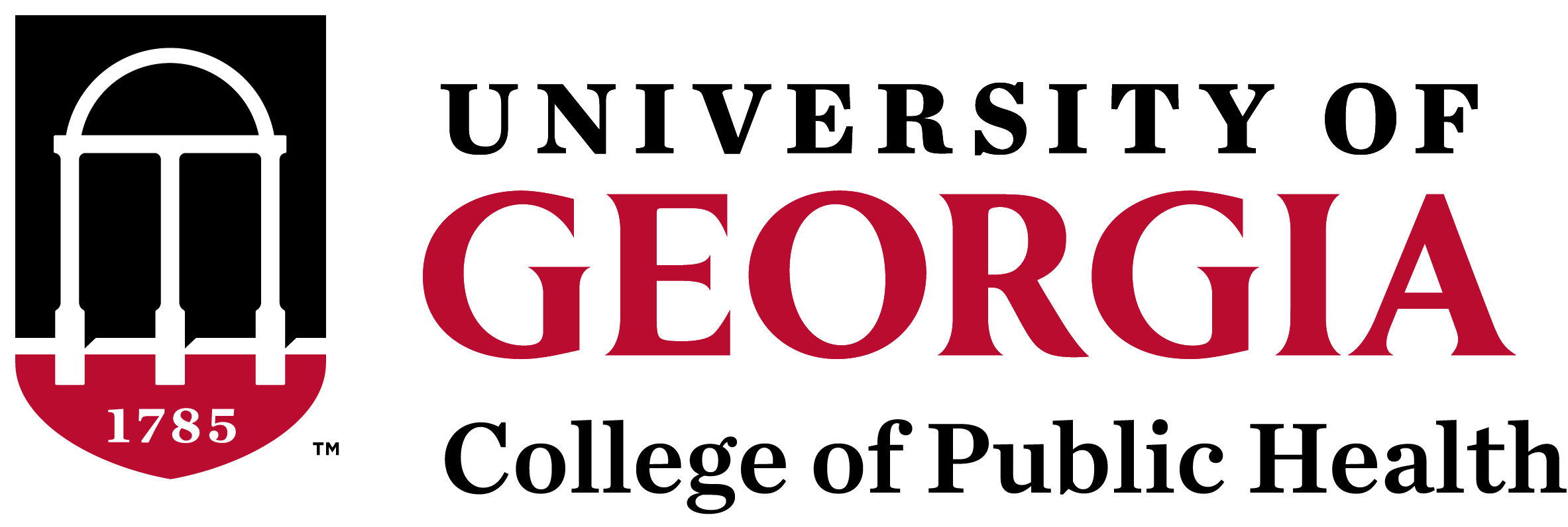 College of Public Health at UGA Logo