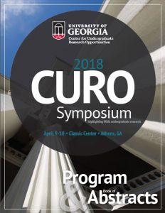 CURO Program Cover