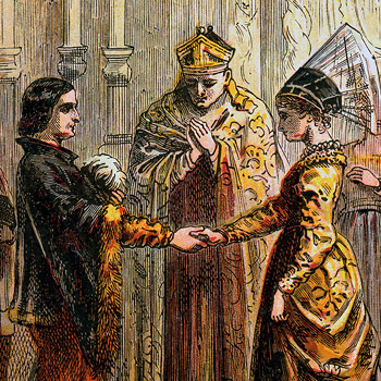 Marriage In 14th Century England WTHistory