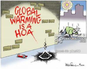 Global warming hoax.