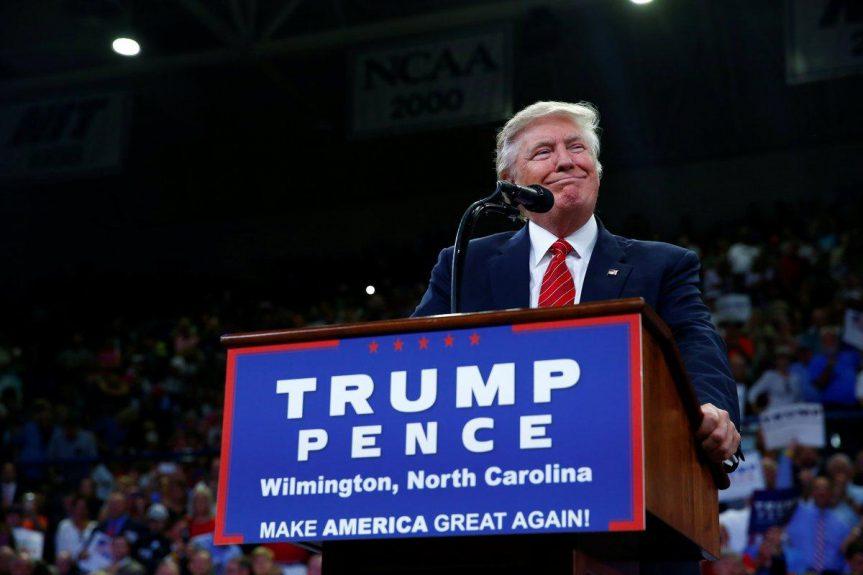 Newsflash: Trump Remarks Sparks Outrage, Gun Rights