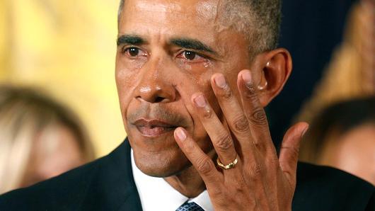 Gun Control Legislation & Obama's Emotional Appeal