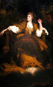 Sarah Siddons as the Tragic Muse